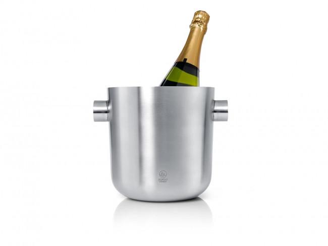 Champagnerkühler einwandig matt