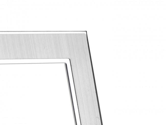 Fotorahmen Padua 10x15cm Aluminium
