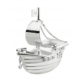 Spardose Piratenschiff