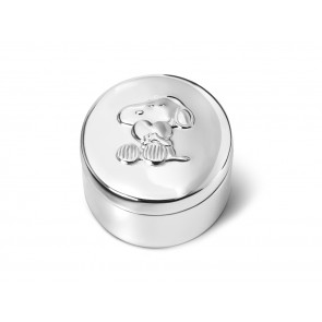 Zahn/Haarlockdose Snoopy