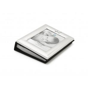 Fotoalbum 10x15cm Krone mit Glitzerstein vers. anl.