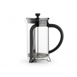 Kaffeebereiter Shiny Metal 1,0L/8 Tassen