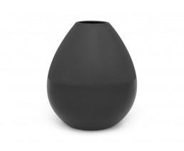 Vaas Como groß Ø150x170 mm, schwarz, matt/glänzend